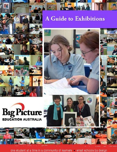 Cover of Guide to Exhibitions