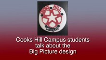 Cooks Hill Campus students talk about the BP design