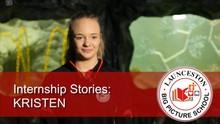 Internship Stories: Kristen