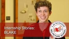 Internship Stories: Blake